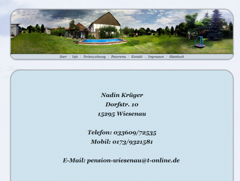 http://www.pension-camping-wiesenau.de/
