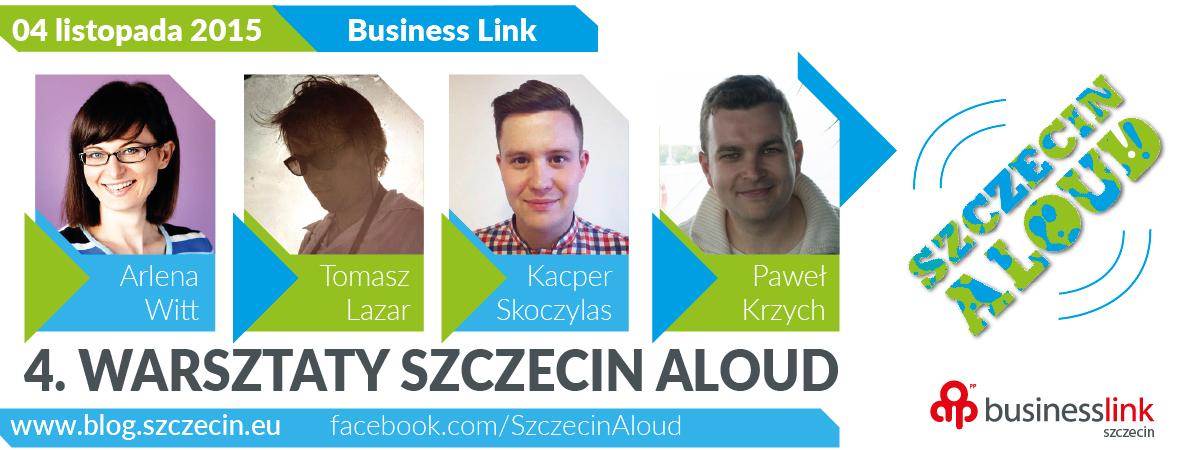 4.Warsztaty Szczecin Aloud