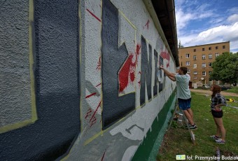 Street art inaczej