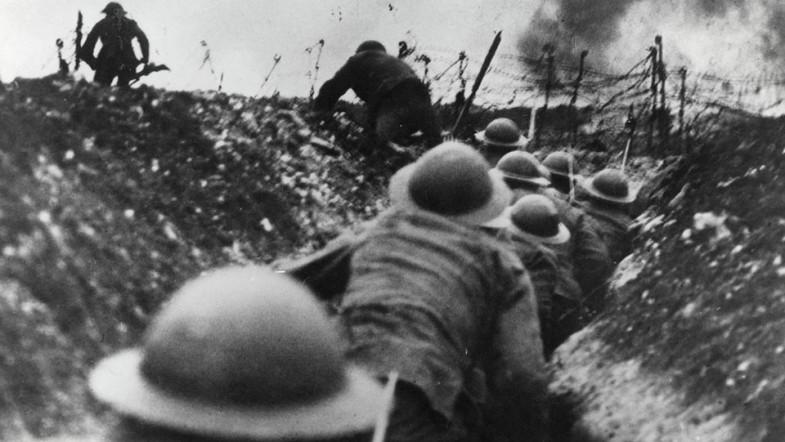 Sto lat temu wybuchła wojna