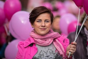 Marsz Różowej Wstążki – po co to robię już po raz siódmy?