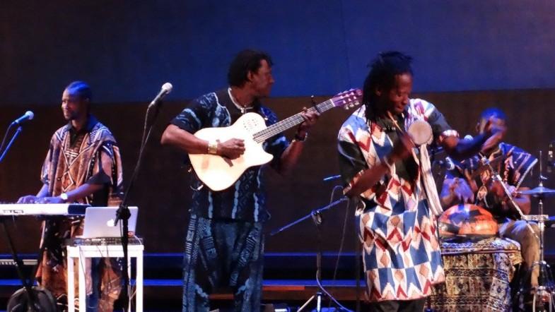 Habib Koite zabrał SMF do słonecznej Afryki