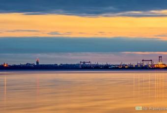 Czy Szczecin leży nad morzem?