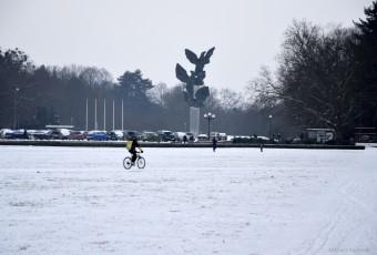 Zima w Szczecinie