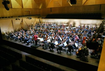 Szostakowicz i dwie orkiestry…