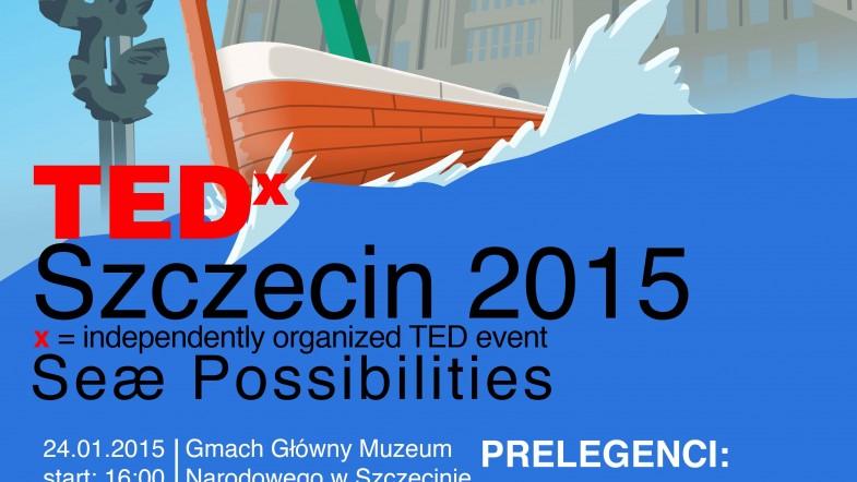 Seæ Possibilities na TEDxSzczecin