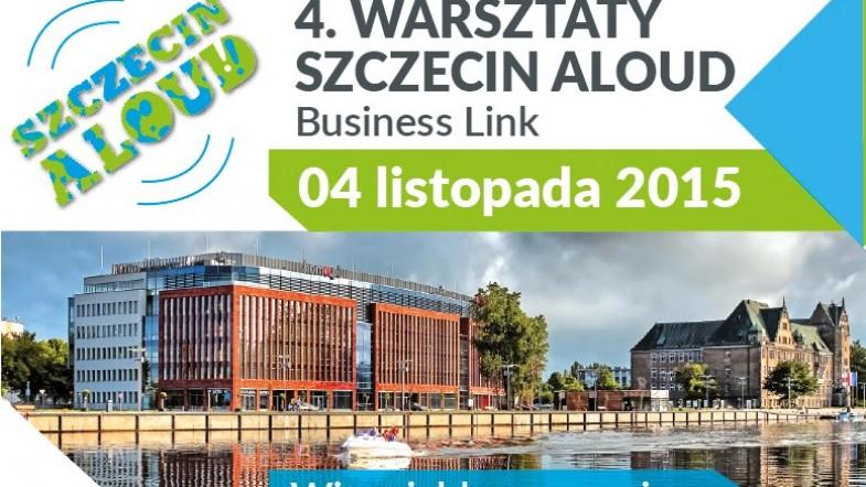 Już jutro 4. Warsztaty Szczecin Aloud!