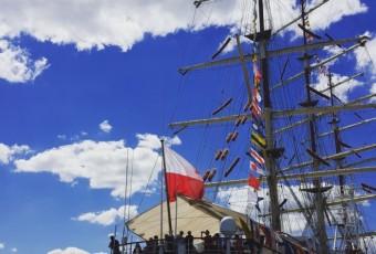Już odliczamy dni do The Tall Ships Races 2017! Relacja z Dni Morza 2016