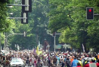 Rowery, rowery… dużo rowerów! Święto Cykliczne w Szczecinie