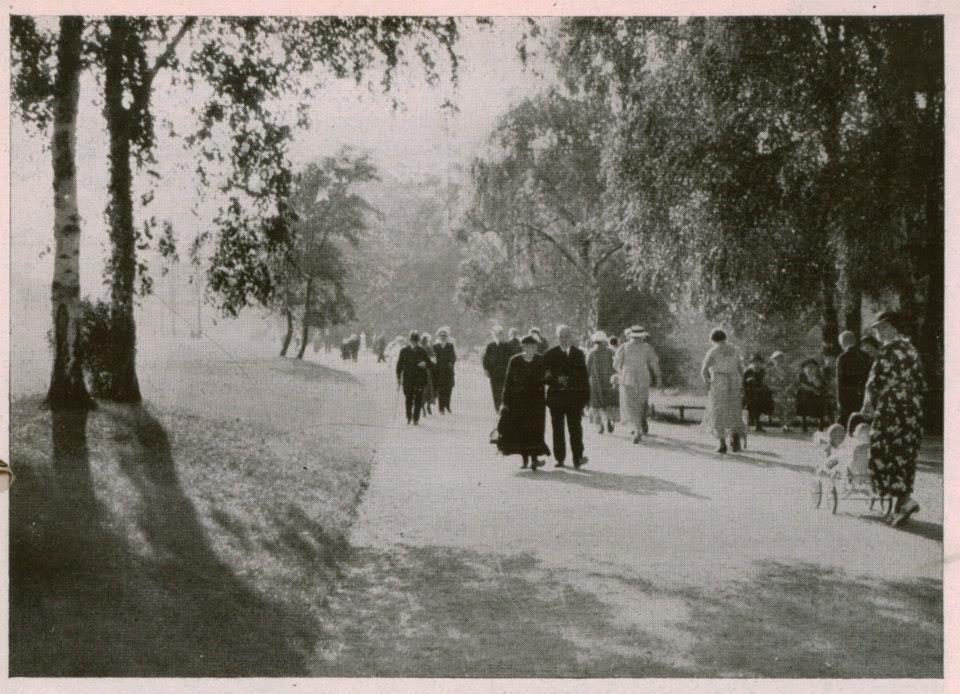 Fotograficzna podróż w czasie: Stettin
