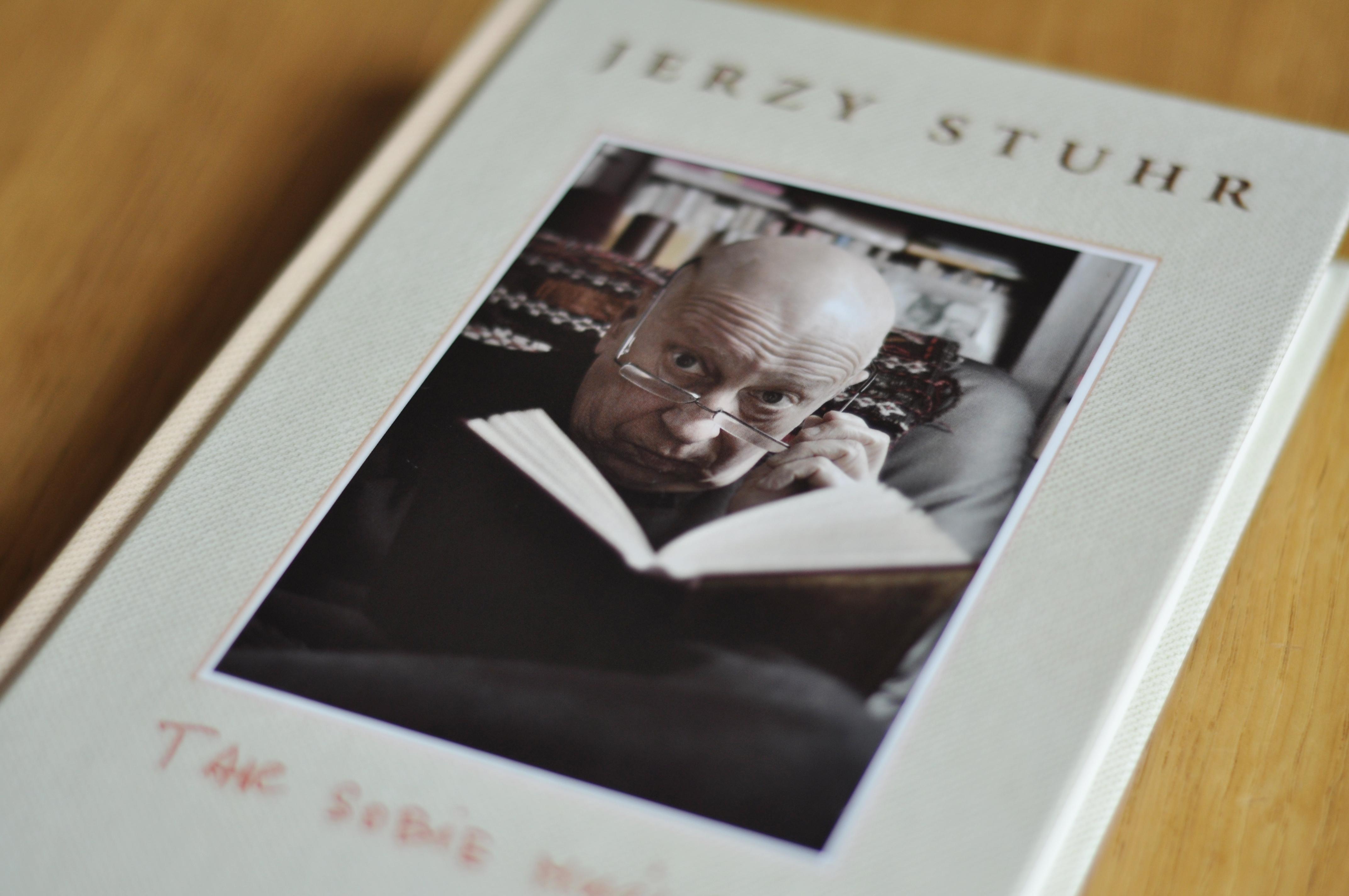 Jerzy Stuhr – niepokonany