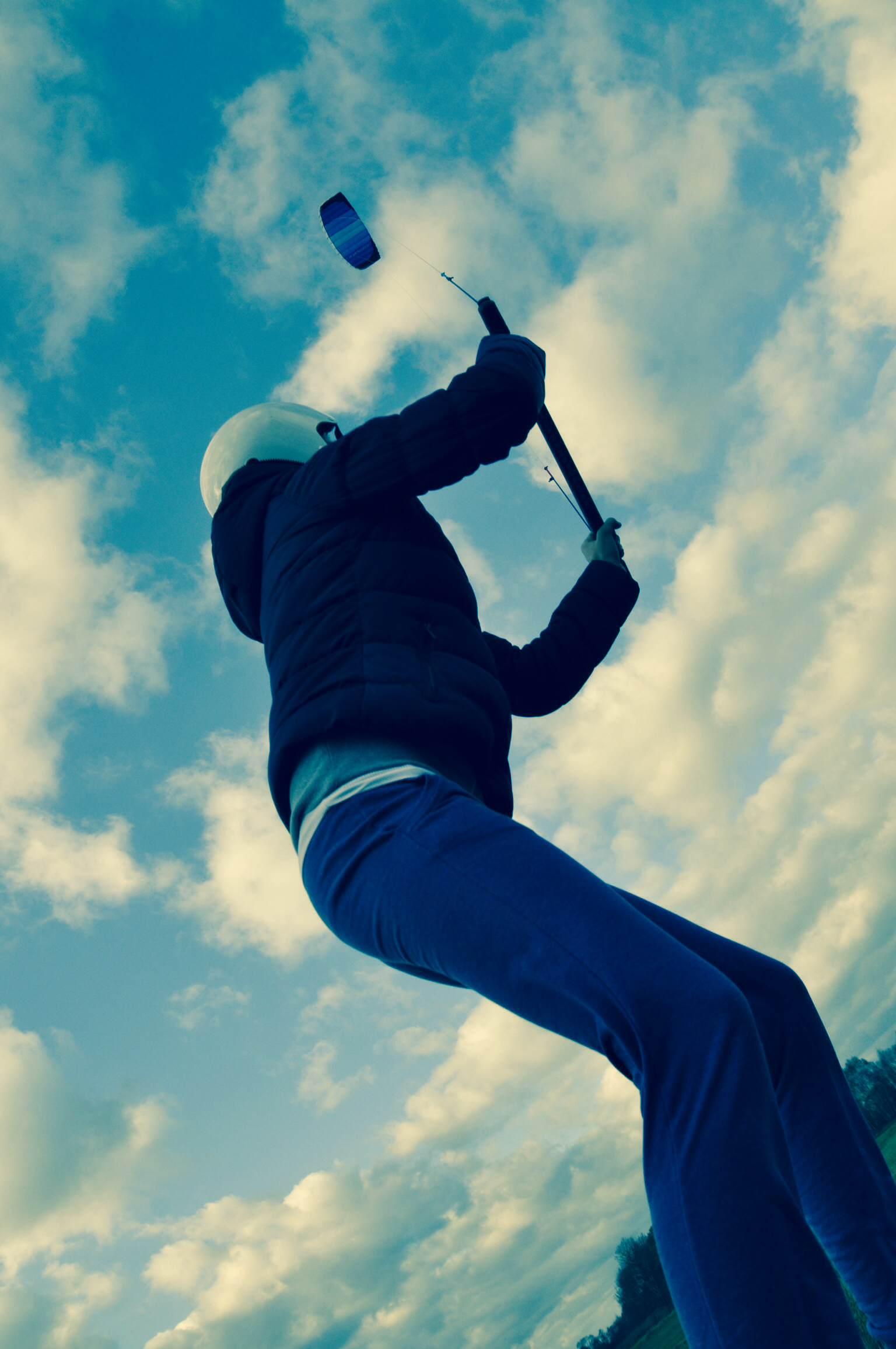 landkite, czyli o tym jak polubiłam wiatr