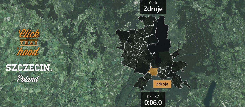 Poznaj swoją okolicę: Szczecin!