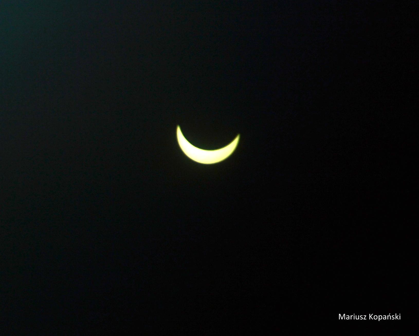 Zaćmienie Słońca 2015