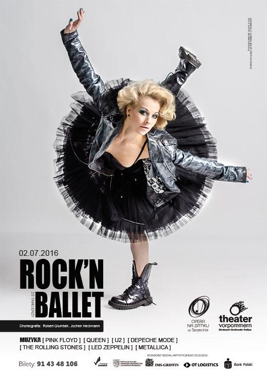 Rock czy Balet? Rock i Balet! – zaproszenie na widowisko Opery na Zamku